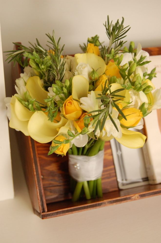 Flowers & Decor, yellow, Flowers, Bouquets
