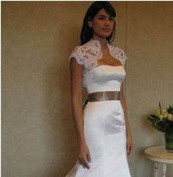 Wedding Dresses, Lace Wedding Dresses, Fashion, dress, Lace, Bolero