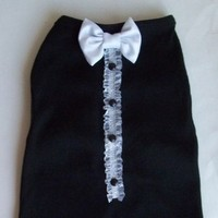 Fashion, black, Men's Formal Wear, Dog, Tux, Formal, Formal Wedding Dresses