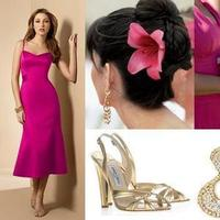 Beauty, Bridesmaids, Bridesmaids Dresses, Shoes, Stationery, Fashion, Makeup, Invitations, Hair