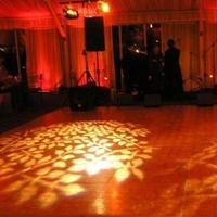 Reception, Flowers & Decor, Lighting, Dance, Gobo, Floor, Leaves