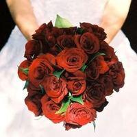 Ceremony, Inspiration, Reception, Flowers & Decor, Bridesmaids, Bridesmaids Dresses, Wedding Dresses, Fashion, red, dress, Ceremony Flowers, Bridesmaid Bouquets, Flowers, Board, Flower Wedding Dresses