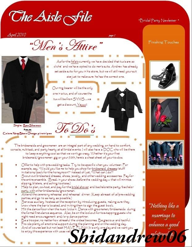 Newsletter, Bp
