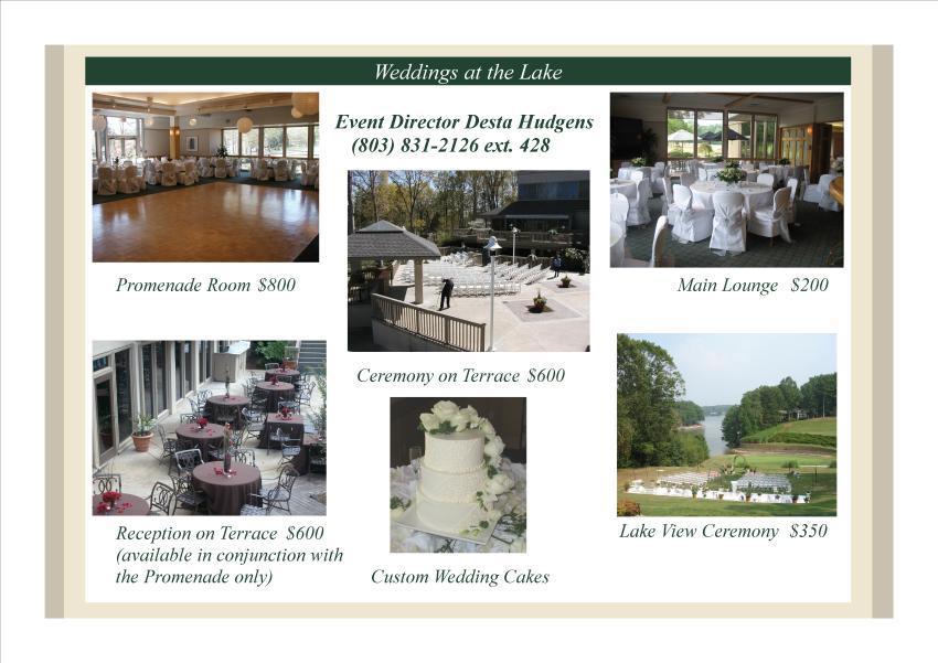 Ceremony, Reception, Flowers & Decor, venue
