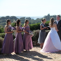 Ceremony, Flowers & Decor, pink, purple