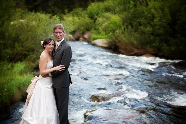 Wedding, Colorado, Mountain
