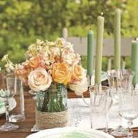 Reception, Flowers & Decor, Centerpieces, Flowers