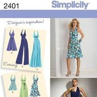 DIY, Bridesmaids, Bridesmaids Dresses, Wedding Dresses, Fashion, dress, Simplicity, 2401, Claytonandshauna