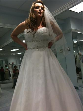 Wedding Dresses, Fashion, white, dress, With, Pockets