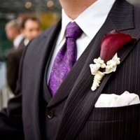 Fashion, purple, Men's Formal Wear, Suit