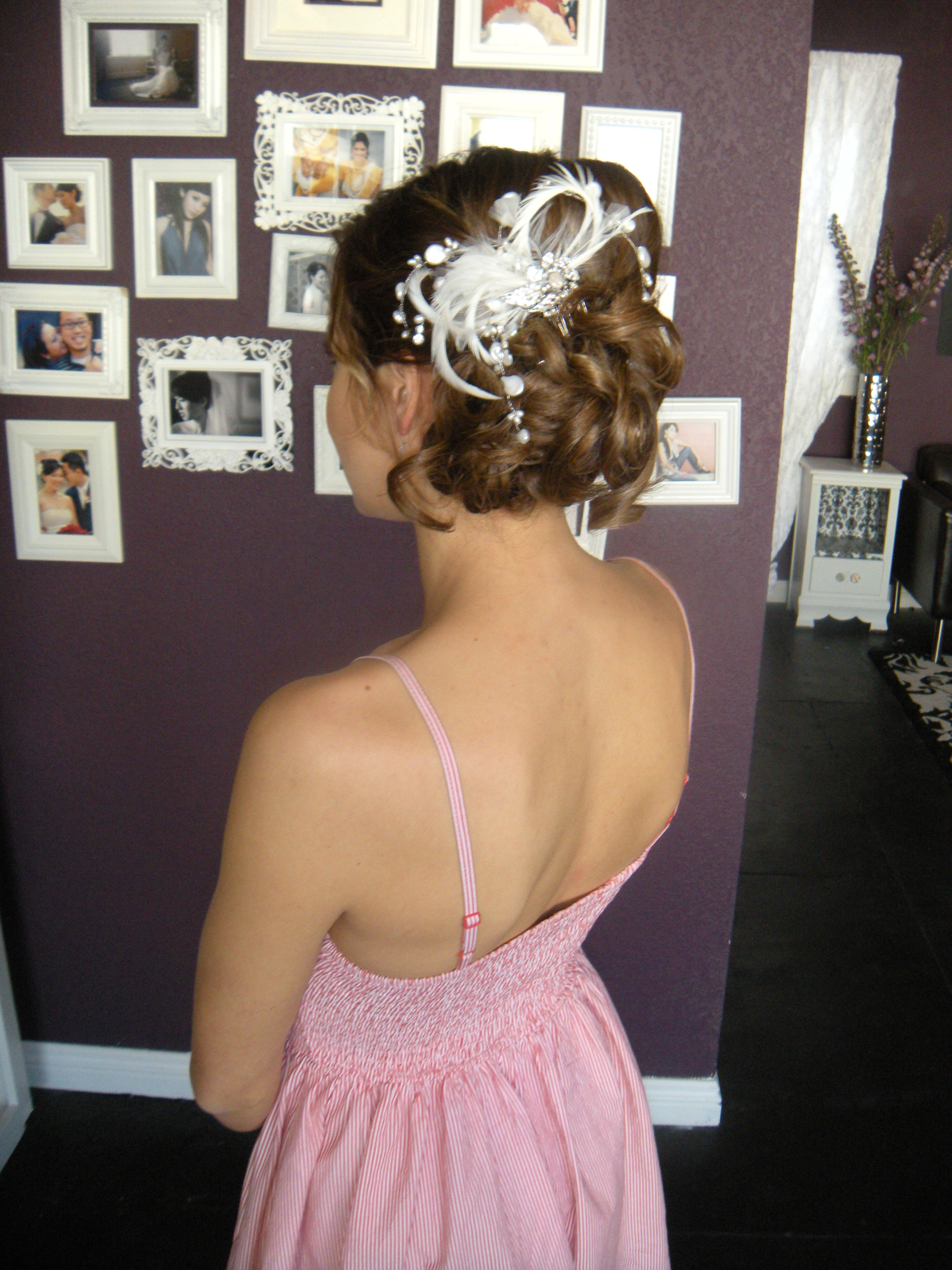 Beauty, Updo, Vintage, Hair, Style