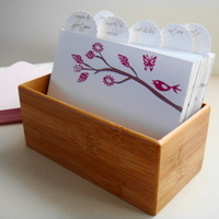 Stationery, pink, brown, Invitations