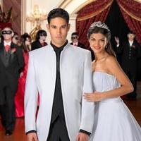 Fashion, white, black, Men's Formal Wear, Tuxedo