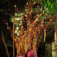 Reception, Flowers & Decor, Centerpieces, Flowers, Centerpiece, Curly willow
