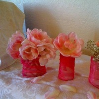 Inspiration, Reception, Flowers & Decor, pink, Centerpieces, Centerpiece, Board