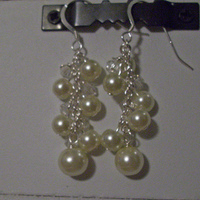 Jewelry, white, Blustarfruit