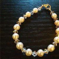 Flowers & Decor, Jewelry, Bracelets, Flower, Girl, Bracelet
