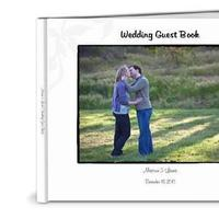 white, Book, Guest, Shutterfly