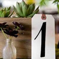 Inspiration, Reception, Flowers & Decor, Stationery, white, Table Numbers, Table number, Board