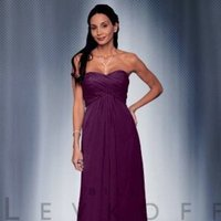 Bridesmaids, Bridesmaids Dresses, Fashion, purple, Levkoff, Bill, Plum