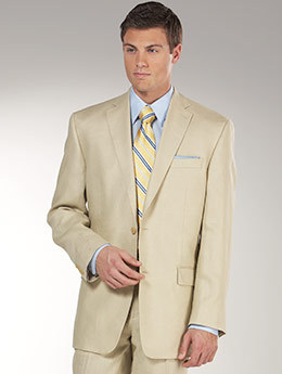 Fashion, Men, Men's Formal Wear, Husband, Suit, Linen, Tan, Khaki, Linen Wedding Dresses