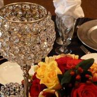 Reception, Flowers & Decor, white, silver, gold