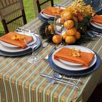 Reception, Flowers & Decor, orange, green, Centerpieces, Flowers, Centerpiece, Rental, Linens, Tangerine