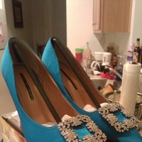 Shoes, Fashion, blue, My
