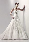 Wedding Dresses, Fashion, blue, dress, By, Enzoani, Cheyenne