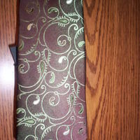 green, brown, Ties