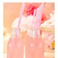 Reception, Flowers & Decor, pink, Bottle