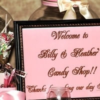 Inspiration, Reception, Flowers & Decor, pink, brown, Candy, Board, Buffet, Yummy