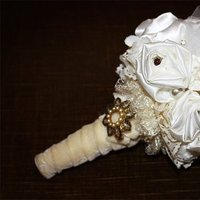 Flowers & Decor, Jewelry, Brooches, Bride Bouquets, Flowers, Bouquet, Brooch