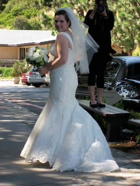 Ceremony, Flowers & Decor, Wedding Dresses, Fashion, dress, Enzoani, Dakota