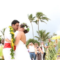 Ceremony, Flowers & Decor, Destinations, white, red, Destination Weddings, Destination wedding