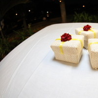 Reception, Flowers & Decor, Destinations, yellow, red, Destination Weddings, Destination wedding