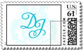 blue, Stamp