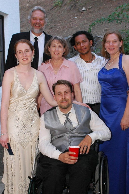 Reception, Flowers & Decor, Bridesmaids, Bridesmaids Dresses, Wedding Dresses, Fashion, blue, silver, dress