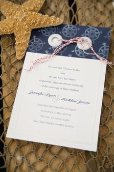 Stationery, invitation, Invitations, Nautical