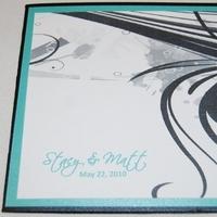 DIY, Stationery, white, blue, black, Invitations, Invites