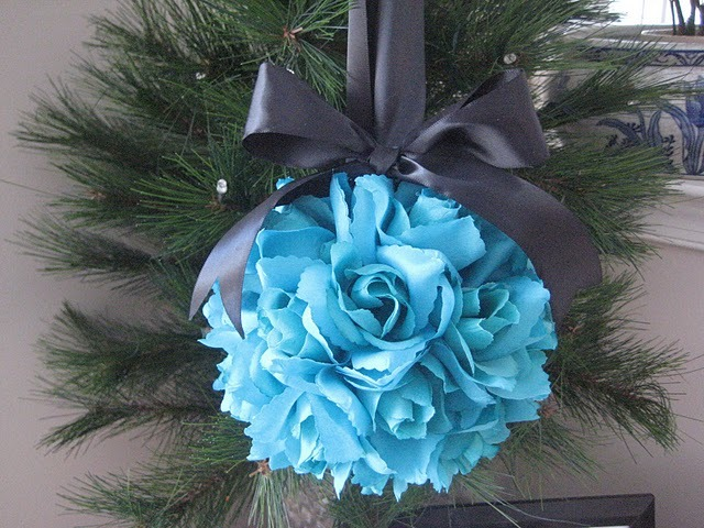 Ceremony, Reception, Flowers & Decor, Decor, Bridesmaids, Bridesmaids Dresses, Fashion, white, red, purple, blue, black, gold, Ceremony Flowers, Aisle Decor, Bride Bouquets, Bridesmaid Bouquets, Flowers, Bouquet, Girl, Bridesmaid, Aisle, Kissing, Pomanders, Balls, Flower Wedding Dresses