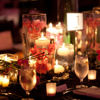 Reception, Flowers & Decor, pink, Flowers