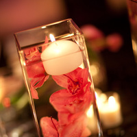 Reception, Flowers & Decor, pink, Flowers, Orchids