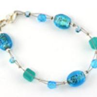 Jewelry, blue
