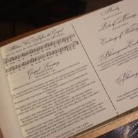 Ceremony, Flowers & Decor, Stationery, white, gold, Invitations, Jaryce21