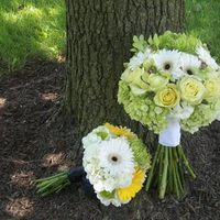 Flowers & Decor, white, green, Bride Bouquets, Flowers, Bouquet, Brides, Bridesmiads