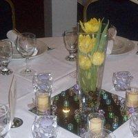 Reception, Flowers & Decor, yellow, Centerpieces, Flowers, Centerpiece