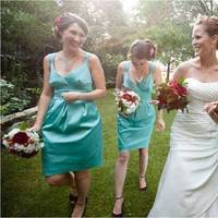 Bridesmaids, Bridesmaids Dresses, Fashion, black