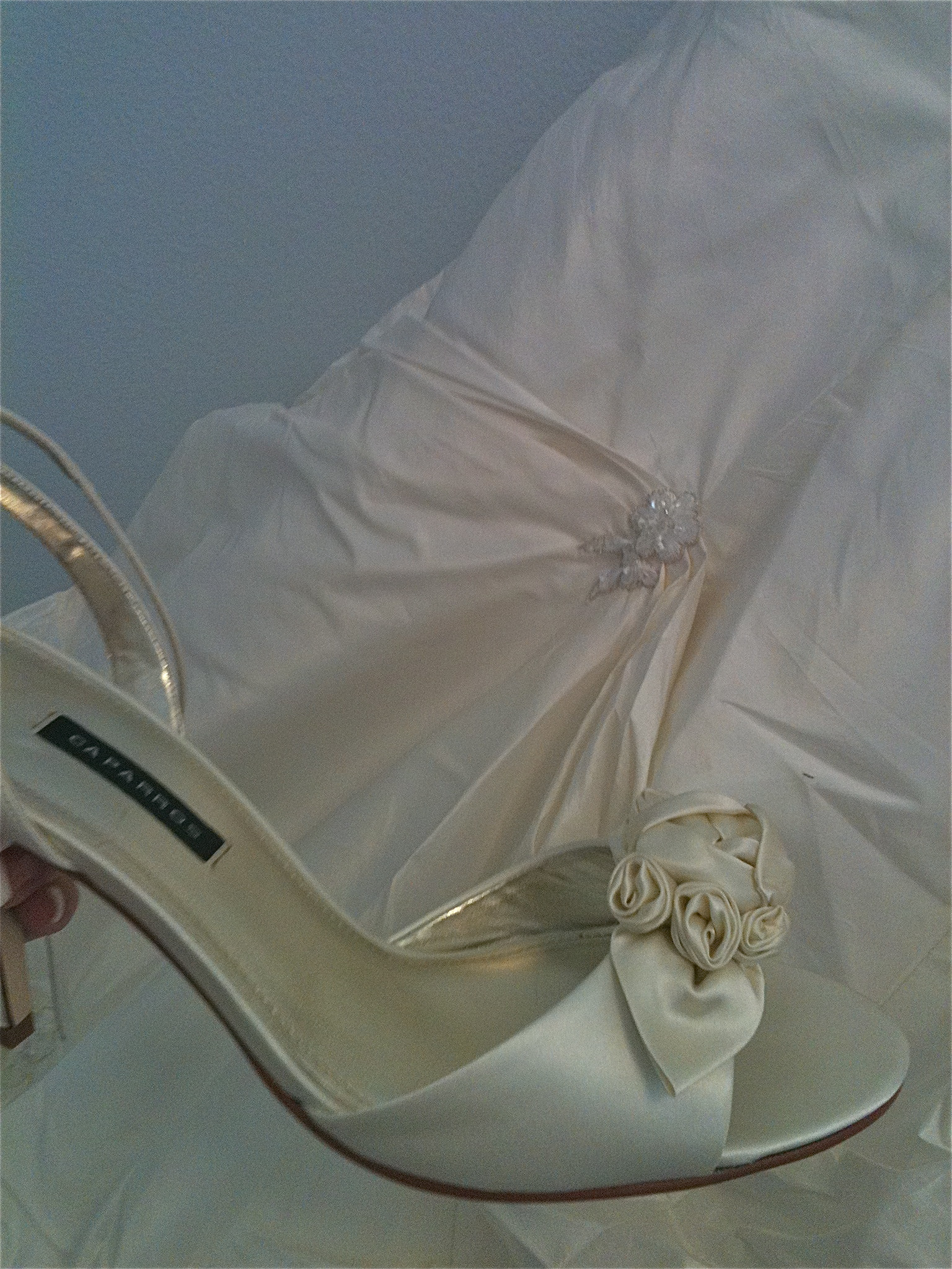 Shoes, Fashion, ivory
