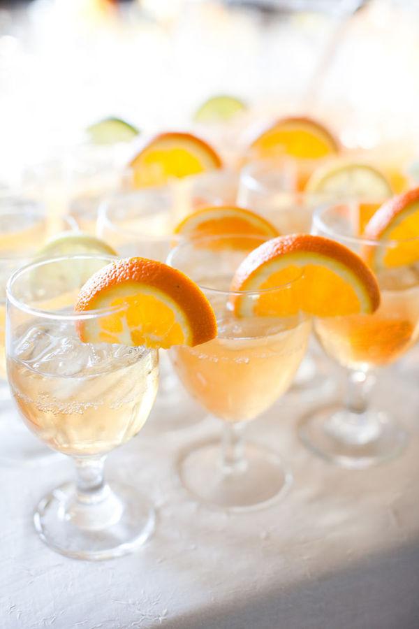 Reception, Flowers & Decor, Registry, yellow, orange, Drinkware, Drink, Glasses